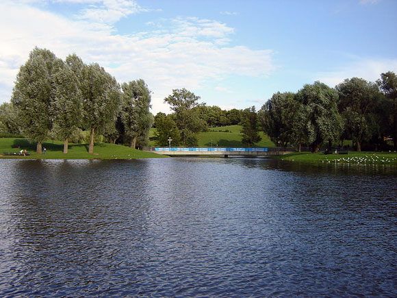 Olympia-See - Wellness München
