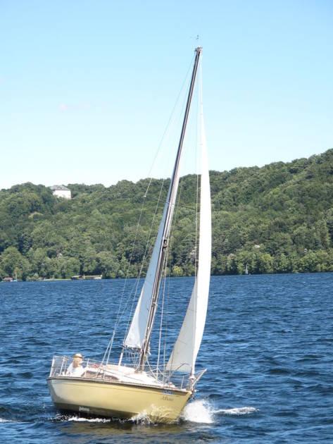 Segeln Starnberger See