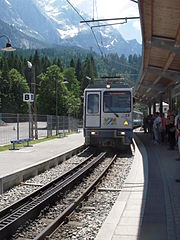 Die Bayerische Zugspitzbahn