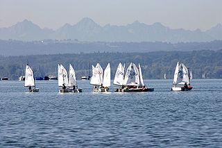 Größte Seen Bayerns - Ammersee