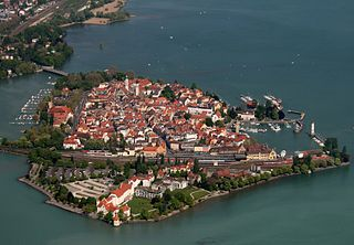 Größte Seen Bayern - Bodensee