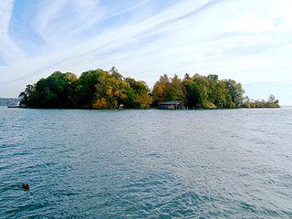 Größte Seen Bayerns - Starnberger See