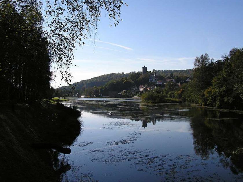 Wellness Osthessen & Vogelsberg - Der Fluss Nidder