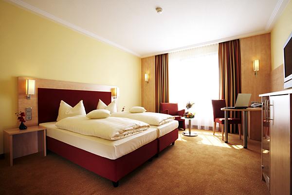 Komfort-Doppelzimmer Hotel Esperanto