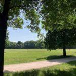 Stadtpark Hamburg Wellness & Joggen