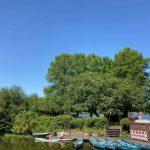 Stadtpark Hamburg Wellness & Ruderboote