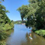 Stadtpark Hamburg Wellness & Stand-Up-Paddling